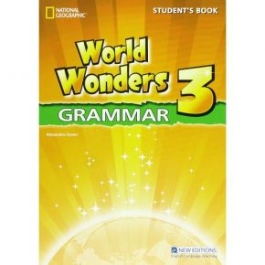 World Wonders 3 Grammar Student's Book (Βιβλίο Γραμματικής)