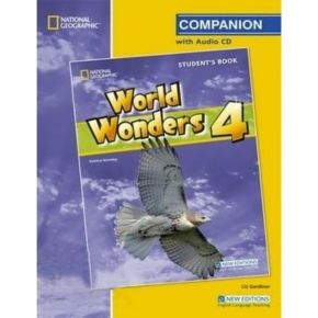 World Wonders 4 Companion (Γλωσσάριο+CD)