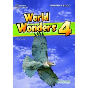 World Wonders 4 Student's Book (Βιβλίο Μαθητή)