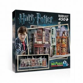 Wrebbit 3D Puzzle Harry Potter Diagon Alley 450τεμ