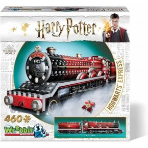 Wrebbit 3D Puzzle Harry Potter Hogwarts Express 460τεμ