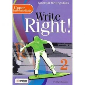 Write Right 2 Upper-Intermediate Student's Book