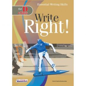 Write Right For D' Class - Student's Book (Βιβλίο Μαθητή)