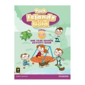 York Islands Gold Junior Α & Β One Year Course - Activity Book (Βιβλίο Ασκήσεων)