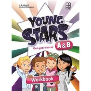 Young Stars A & B One Year Course - Workbook (Βιβλίο Ασκήσεων)