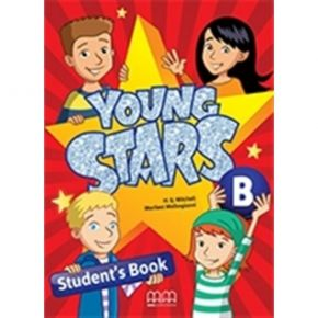 Young Stars Β - Student's Book (Βιβλίο Μαθητή)