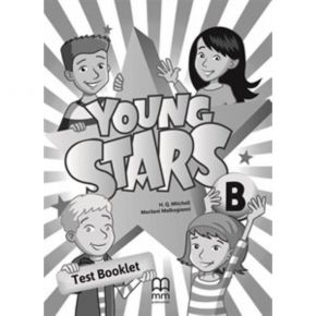 Young Stars Β - Test Book