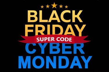 Black Friday to Cyber Monday 2019