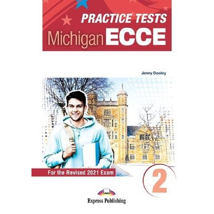 New Practice Tests 2 ECCE Student's Book (+DigiBooks App) For The Revised 2021 Exam