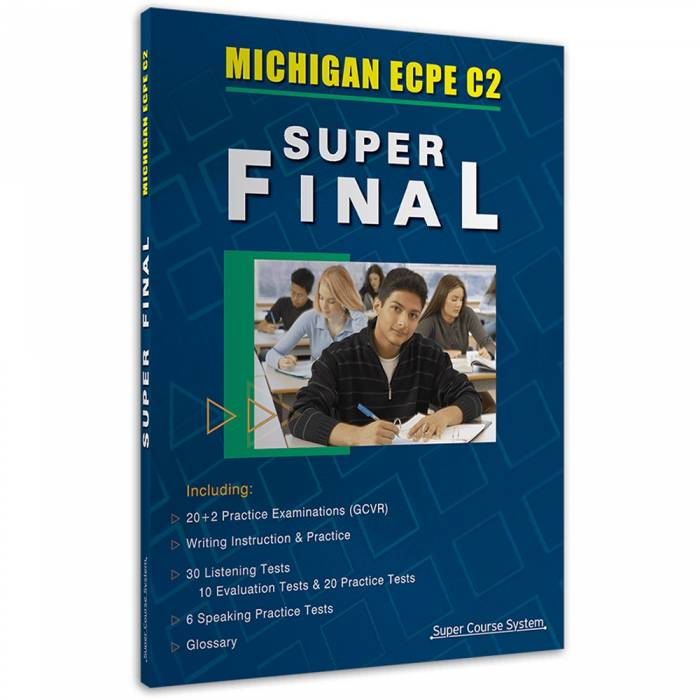 Super Final Michigan ECPE C2 20 Practice Tests & Companion - Student's Book (Βιβλίο Μαθητή)