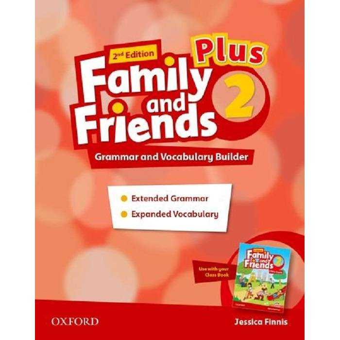 Family And Friends 2 Plus (Second Edition) - Grammar And Vocabulary Builder