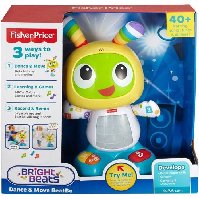 Fisher Price BeatBo Το Ρομπότ