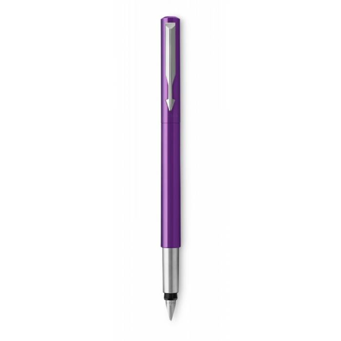 Parker Vector Purple CT Fountain Pen