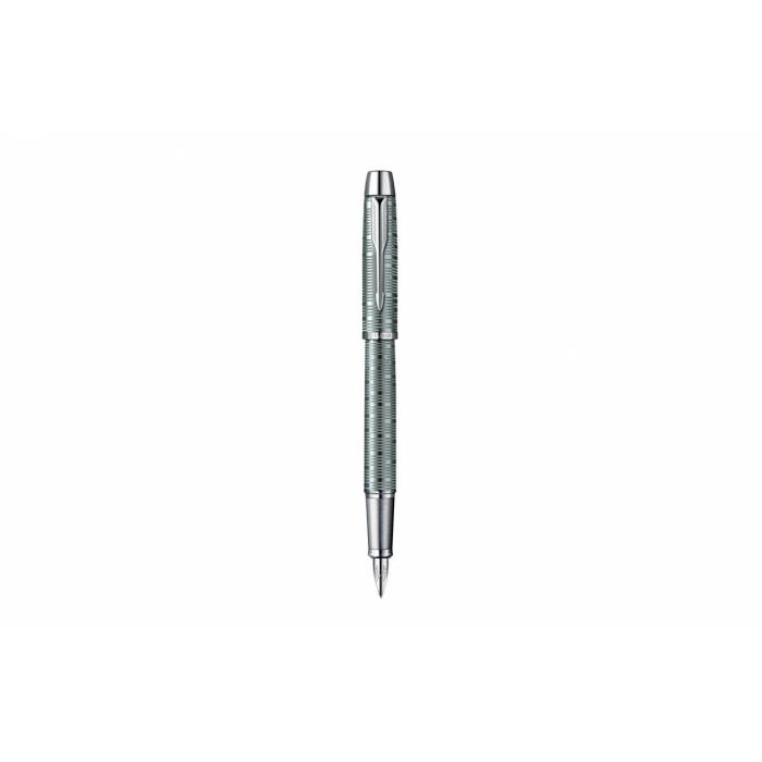 Parker IM Premium Emerald Pearl CT (Chrome Trim) Fountain Pen