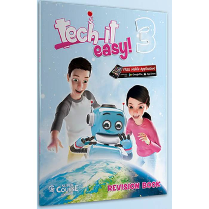 Tech It Easy 3 - Revision Book (+CD Audio)