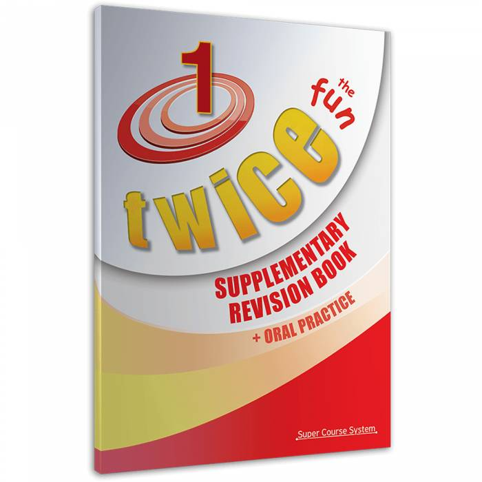 Twice The Fun 1 - Supplementary Revision Book