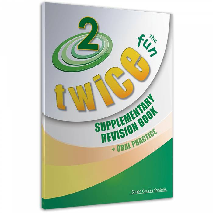 Twice The Fun 2 - Supplementary Revision Book