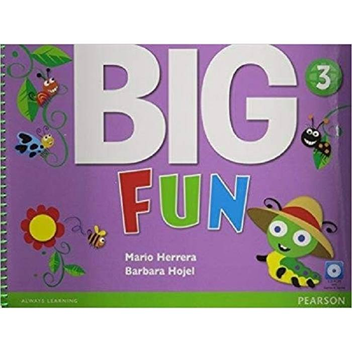 Big Fun 3 - Student's Book (+CD-Rom)
