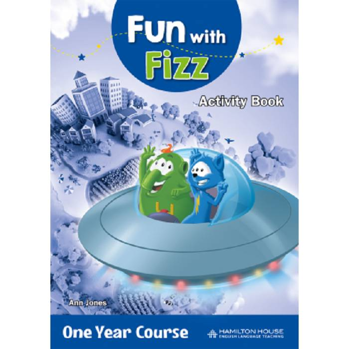Fun With Fizz One Year Course - Activity Book