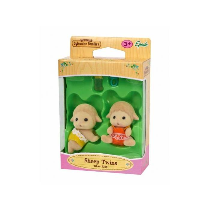 Sylvanian Families 3216 Sheep Twins Baby