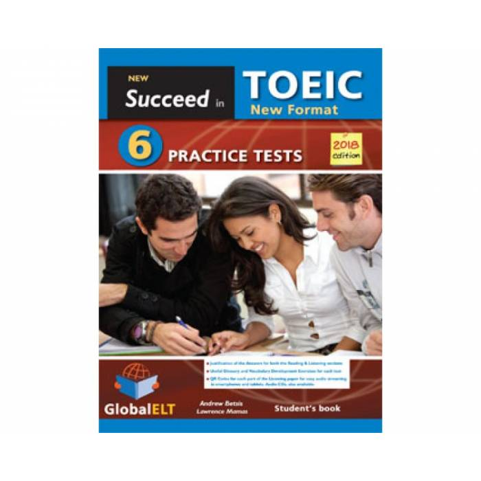 New Succeed In TOEIC 6 Practice Tests - Student's Book (Βιβλίο Μαθητή)