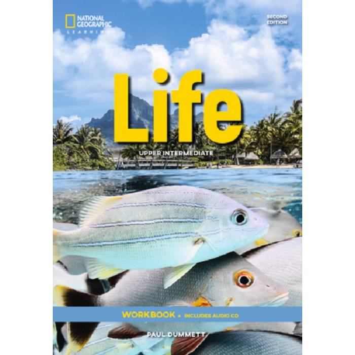Life Upper-Intermediate Workbook 2018 (Βιβλίο Ασκήσεων+CD)