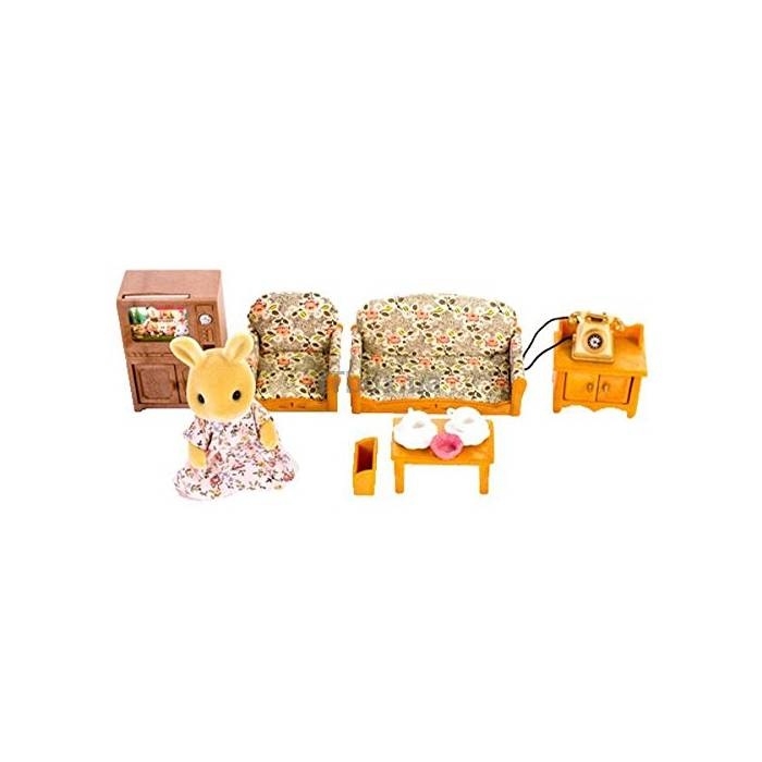 Sylvanian Families 5163 Country Living Room Set