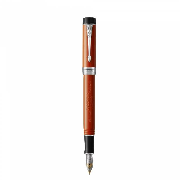 Parker Πένα Duofold Big Red PT Fountain Pen International