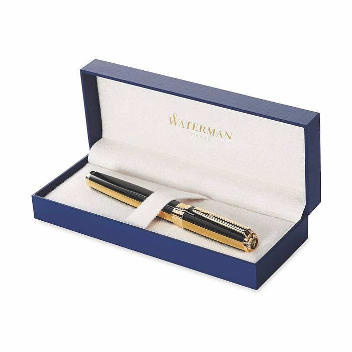 Waterman Στυλό Exception Night & Day Gold GT Rollerball