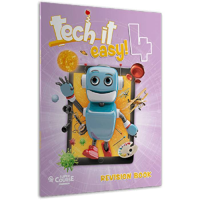 Tech It Easy 4 - Revision Book (+CD Audio)