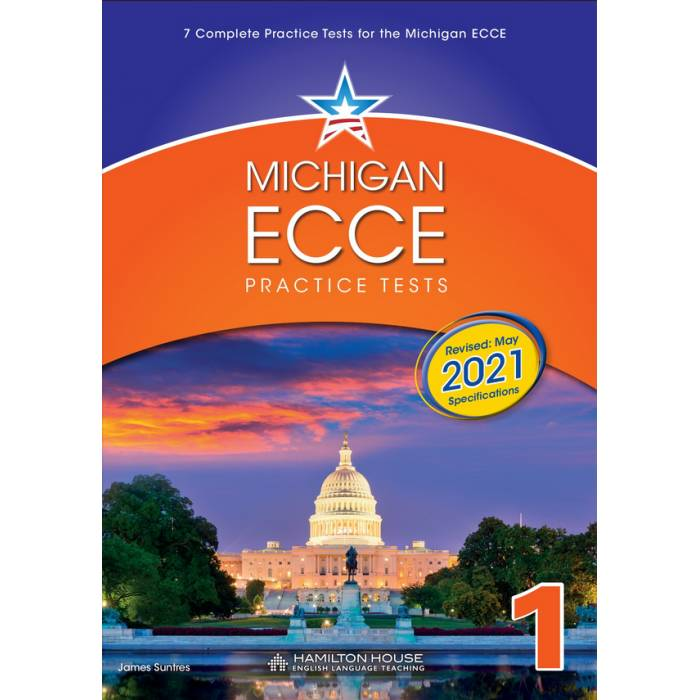 New Michigan ECCE Practice Tests 1 2021 Exam - Student's Book