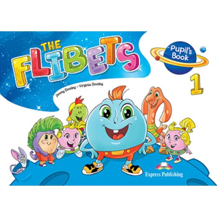 The Flibets 1 - Pupil's Book