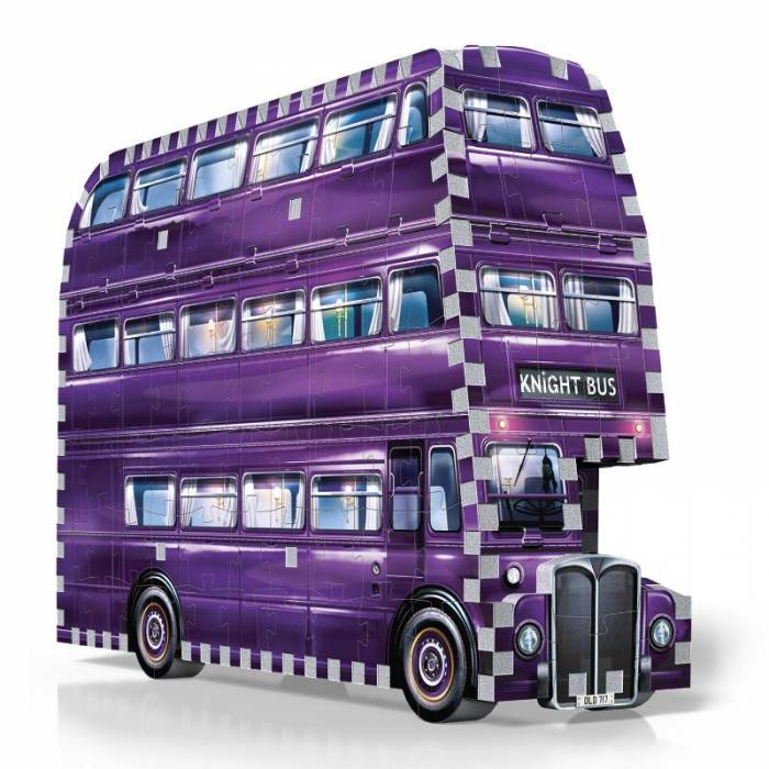 Wrebbit 3D Puzzle Harry Potter The Knight Bus 280τεμ