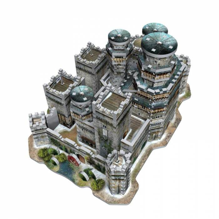 Wrebbit 3D Puzzle Game Of Thrones Winterfell 910τεμ