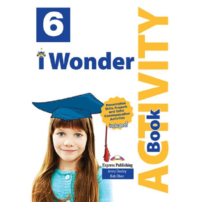 I Wonder 6 - Activity Book (+ Digibooks App)