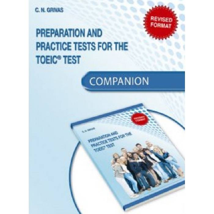 New Preparation And Practice Tests For The TOEIC Test - Companion