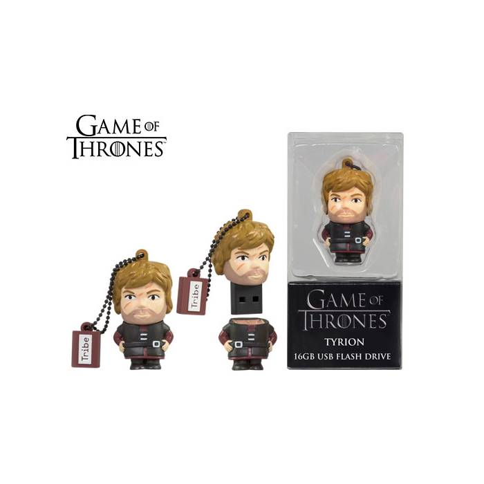 Tribe Flash Drive USB 3D GoT Tyrion 16GB