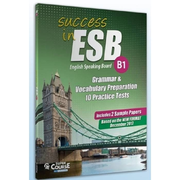 Success In ESB B1 10 Practice Tests + 2 Sample Papers