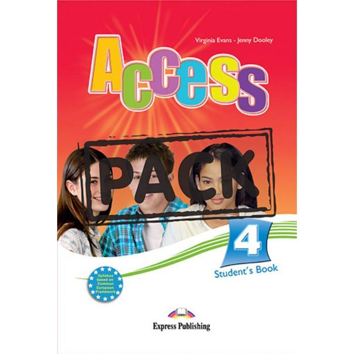 Access 4 - Student's Pack (Student's Book+Grammar English Book)