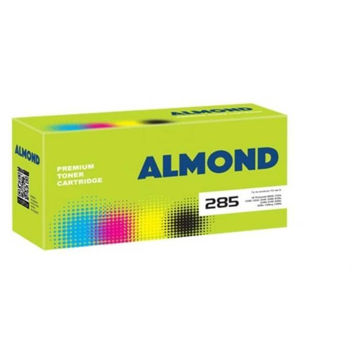 Almond Toner HP 05A #CE505A Black