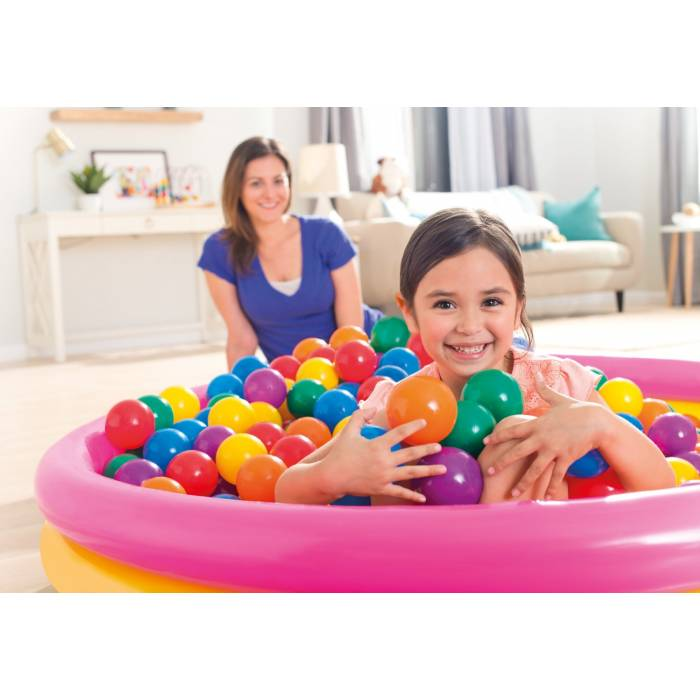 Intex 100 Fun Ballz 8cm