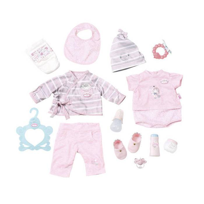 Zapf Σετ Ρούχων Deluxe Special Care Baby Annabell