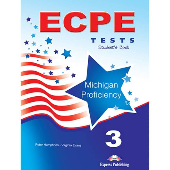 ECPE Tests For The Michigan Proficiency 3 - Student's Book (Βιβλίο Μαθητή)