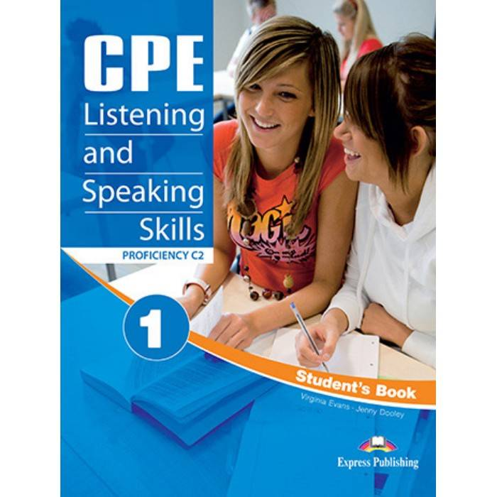CPE Listening & Speaking Skills 1 Proficiency C2 - Student's Book (+ Digibook)