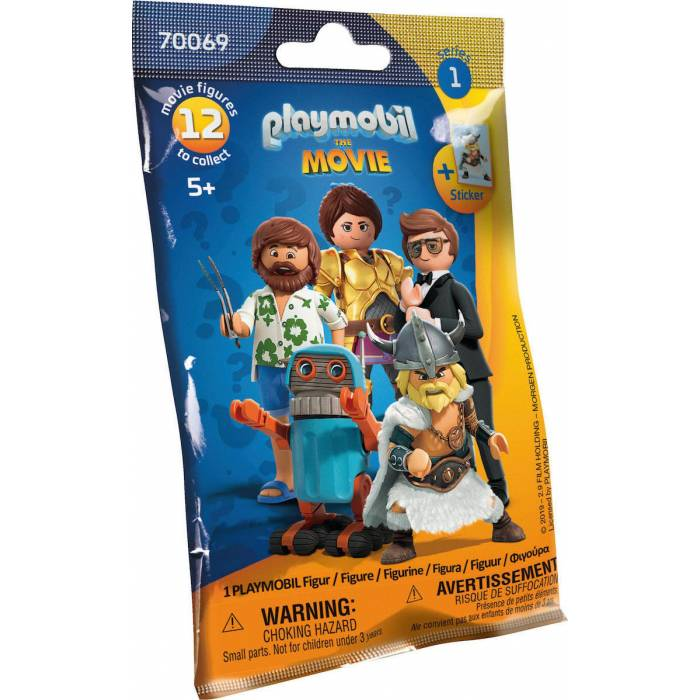 Playmobil 70069 Figures - The Movie (Series 1)