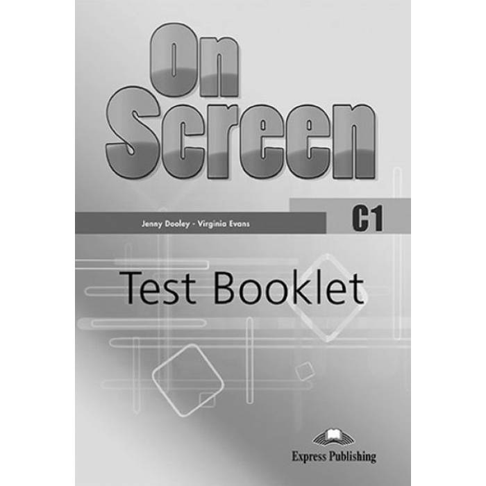 On Screen C1 - Test Booklet