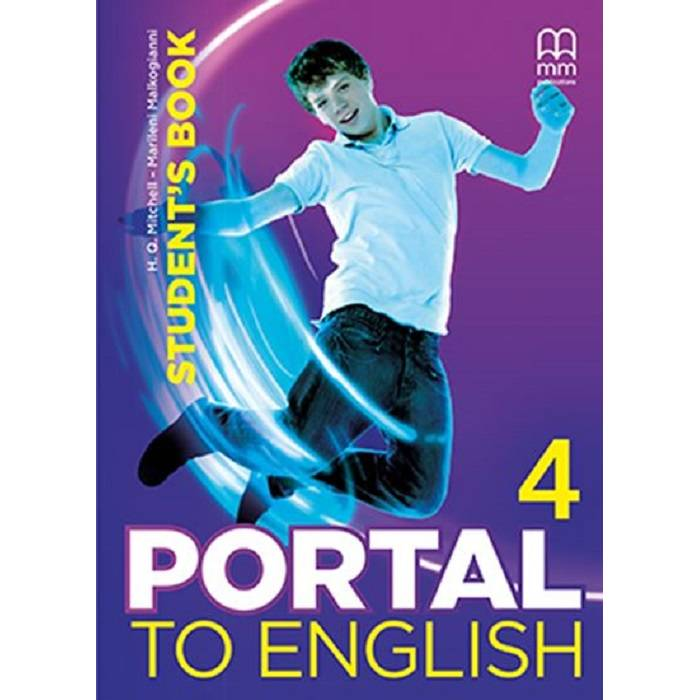 Portal To English 4 - Student's Book