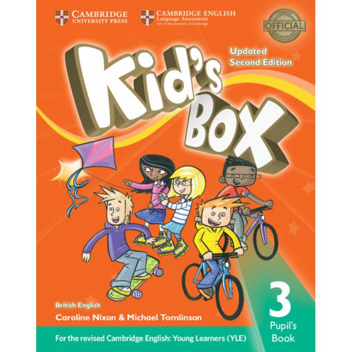 Kid's Box 3 - Student's Book (+CD-Rom)