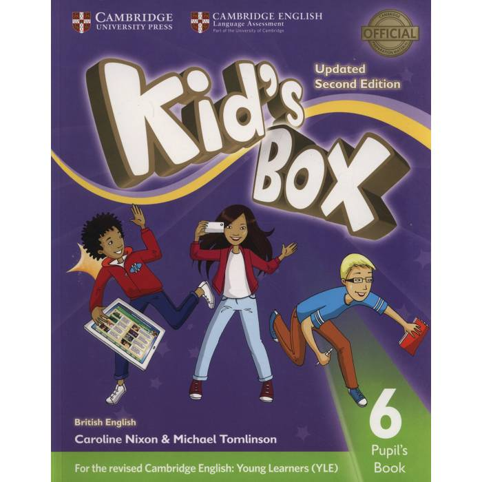 Kid's Box 6 - Student's Book (+CD-Rom)