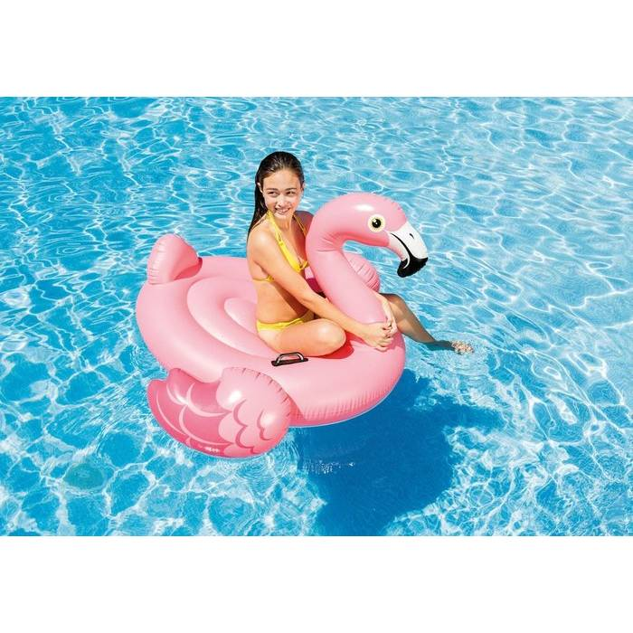 Intex Φουσκωτό Flamingo Ride-On